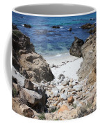 Clear California Cove Coffee Mug