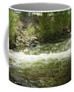 Clear Creek In Colorado Coffee Mug