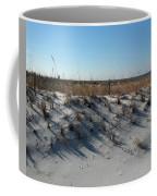 Clear Day At The Beach Coffee Mug