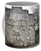 Clear Light Opera House Coffee Mug