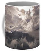 Clearing Clark's Fork Storm Coffee Mug