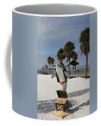 Clearwater Beach Pirate Coffee Mug