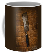 Cleaver Coffee Mug