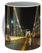 Clemente Bridge Stragglers Coffee Mug