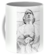 Clenched Hands Coffee Mug