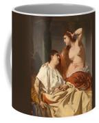 Cleopatra And Antony Coffee Mug