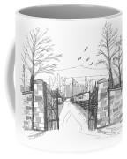 Clermont Farm Gate Coffee Mug