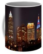 Cleveland Cityscape Coffee Mug