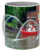 Cleveland Firehouse Coffee Mug