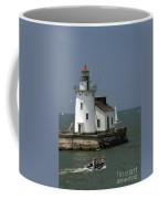 Cleveland Lighthouse Coffee Mug
