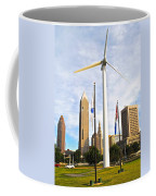 Cleveland Ohio Science Center Coffee Mug by Frozen in Time Fine Art Photography