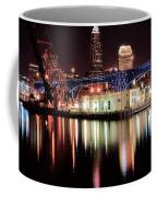 Cleveland Panoramic Reflection Coffee Mug