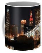 Cleveland Up Close Coffee Mug