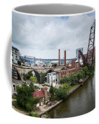 Cleveland West Bank Coffee Mug