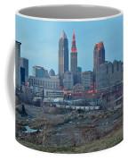 Clevelands Urban Side Coffee Mug