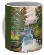 Cliff Falls Coffee Mug