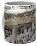 Cliff Palace Overview Coffee Mug