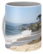 Santa Cruz Cliffline  Coffee Mug