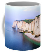 Cliffs Of Etretat 3 Coffee Mug