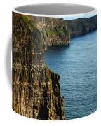Cliffs Of Moher Clare Ireland Coffee Mug
