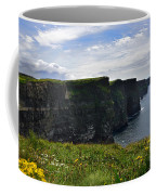 Cliffs Of Moher Looking South Coffee Mug
