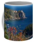 Cliffside Scenic Vista Coffee Mug