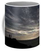 Clifftop Silhouettes Coffee Mug