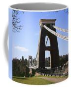 Clifton Suspension Bridge Bristol Coffee Mug