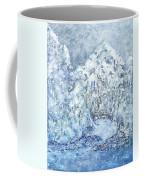 Climbers Peak Coffee Mug