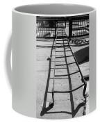 Climbing The Walls Coffee Mug