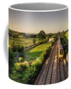 Climbing Whiteball  Coffee Mug