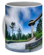 Clingmans Dome - Great Smoky Mountains National Park Coffee Mug