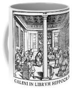 Clinic Scene, 1550 Coffee Mug