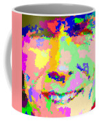 Clint Eastwood Abstract 01 Coffee Mug