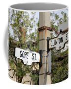 Clinton And Gore Coffee Mug