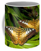 Clipper Butterflies Coffee Mug