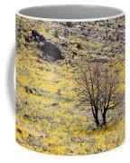 Cloaked In Yellow Coffee Mug