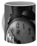 Clock 5 Coffee Mug