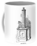 Clock Clepsydra Coffee Mug