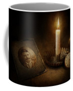 Clock - Memories Eternal Coffee Mug by Mike Savad