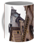 Clock Tower In New Haven Connecticut Coffee Mug