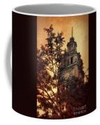 Clock Tower Coffee Mug