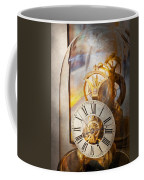 Clockmaker - A Look Back In Time Coffee Mug