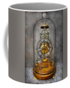 Clocksmith - The Time Capsule Coffee Mug by Mike Savad