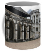 Cloister And Staircase Cathedral Tours Coffee Mug