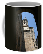 Cloister Cluny Church Steeple Coffee Mug