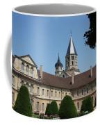 Cloister Cluny Garden View Coffee Mug