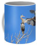 Close Call Coffee Mug