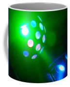 Close Contact With A Green Ufo Coffee Mug