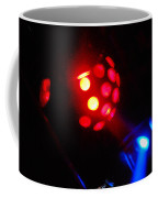 Close Contact With A Red Unidentified Flying Object Coffee Mug
